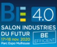 Salon industrie du futur 4.0 logo