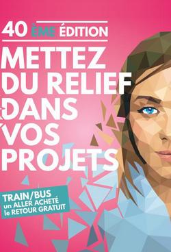 Affiche Salon Régional Formation Emploi Alsace 2018
